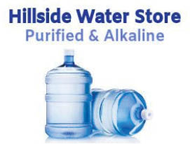 Hillside water delivery