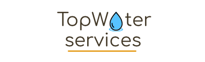 Top water delivery logo