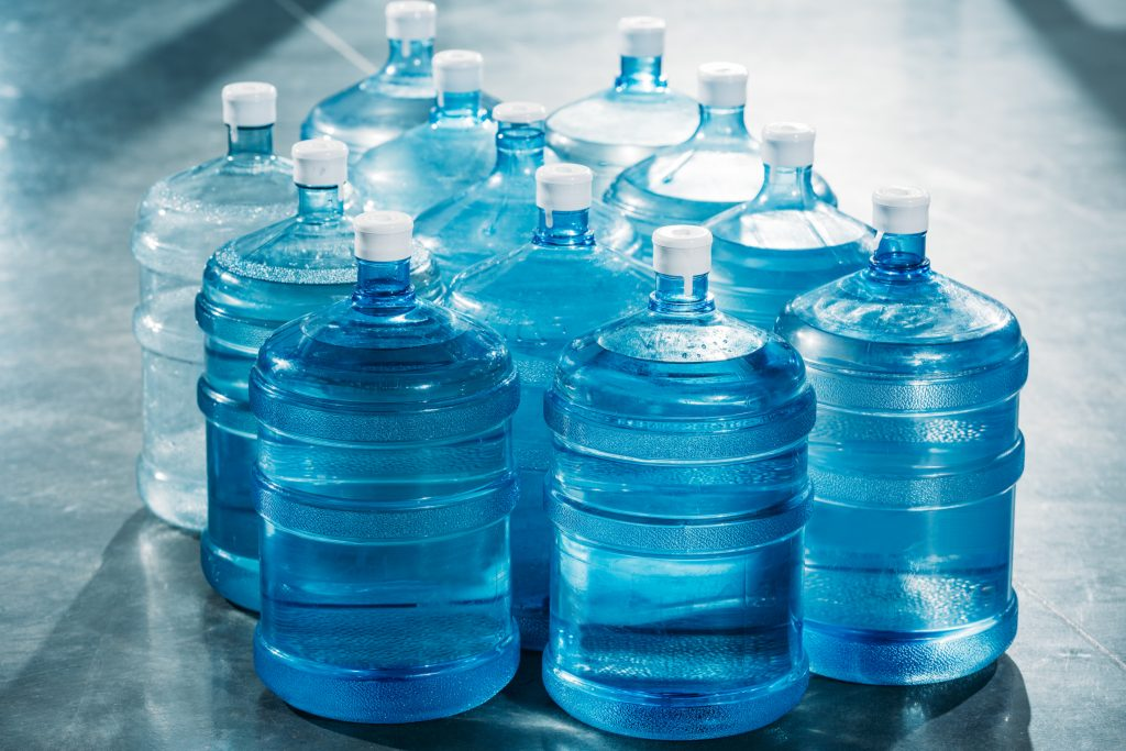 Spring Water Bottles For Delivery